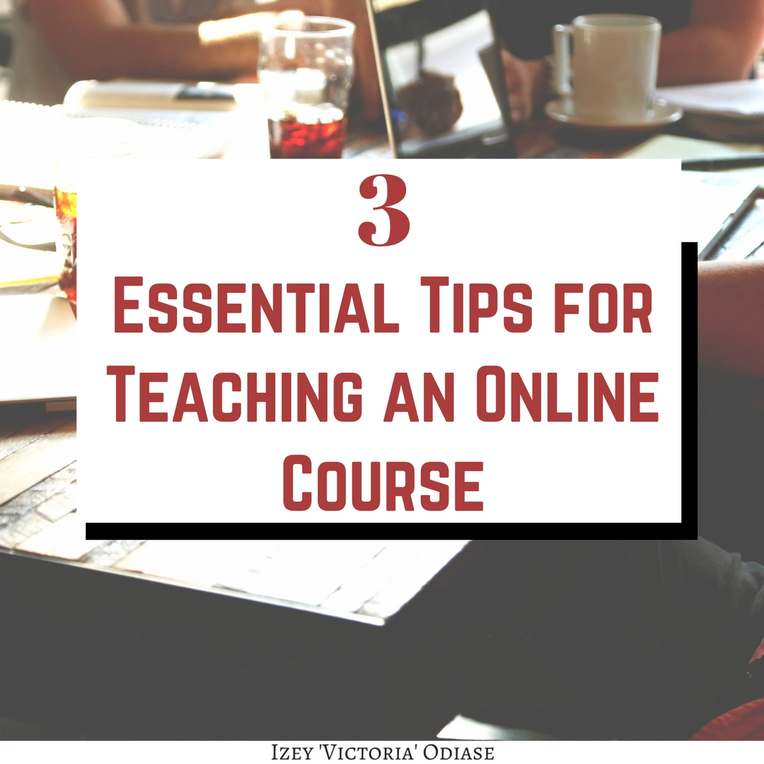 Tips for Teaching Online