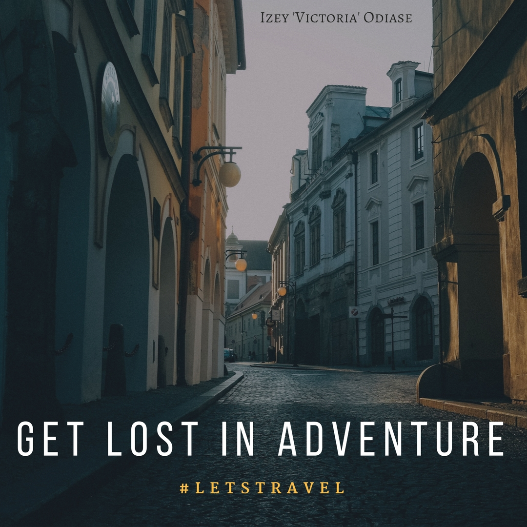 Get lost in adventure