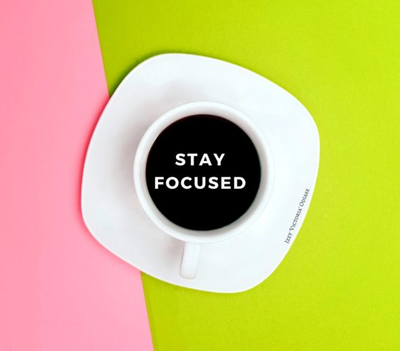 Stay Focused and Productive!