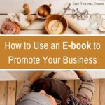 How to Use an eBook to Promote Your Business