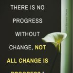 Quotes on making progress