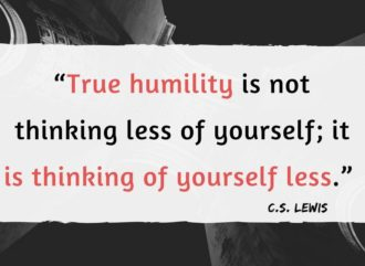 Quotes on Humility (Stay Humble)