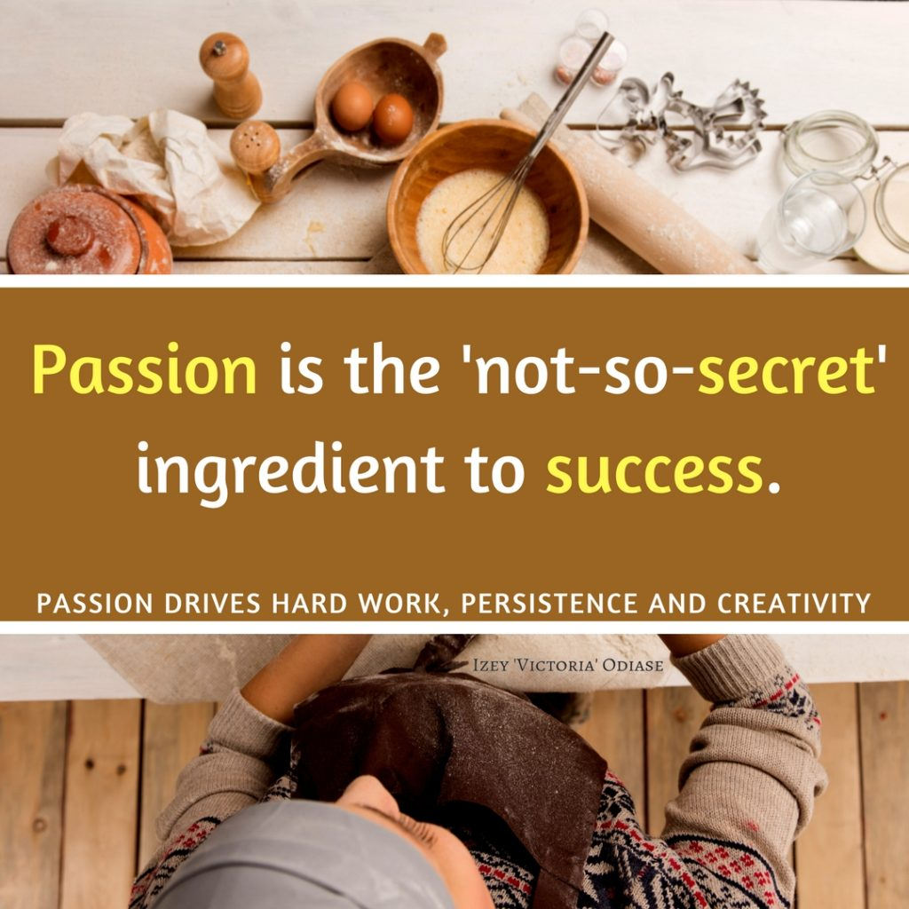 Quotes On Finding Success Through Your Passion