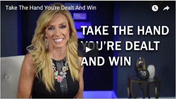 Terri Savelle Foy - Take The Hand You're Dealt And Win