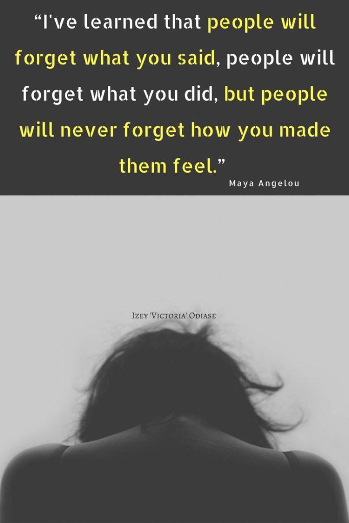 Inspiring Life Quotes By Maya Angelou